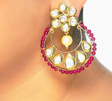 Indu Earrings - Artify Jewelry