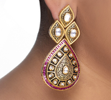 Kriti Earrings - Artify Jewelry