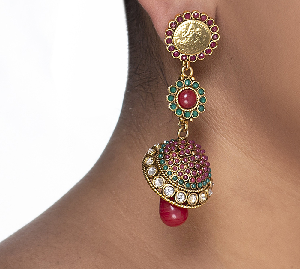 Simi Earrings - Artify Jewelry