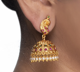 Paru Earrings - Artify Jewelry