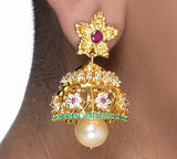Punam Earrings - Artify Jewelry