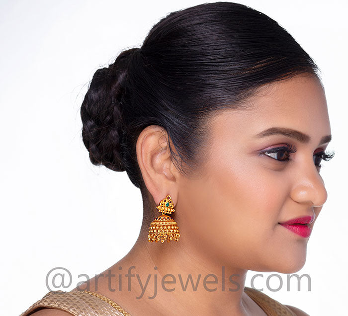 Riya Earrings - Artify Jewelry
