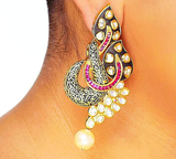 Shruvi Earrings - Artify Jewelry