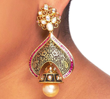 Seema Earrings - Artify Jewelry