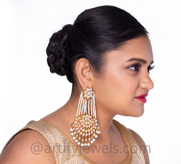 Esha Earrings - Artify Jewelry