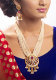 Abhipri Necklace - Artify Jewelry