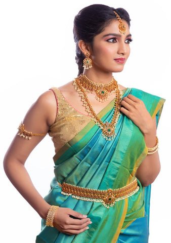 Swara Bridal Set - Artify Jewelry