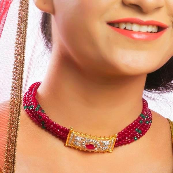 Vibha Necklace - Artify Jewelry