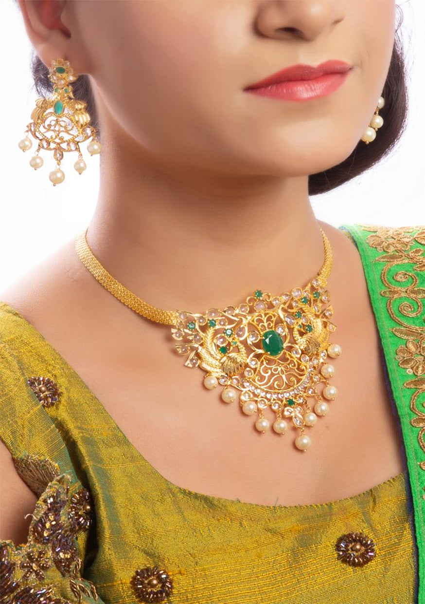 Ekta Necklace - Artify Jewelry