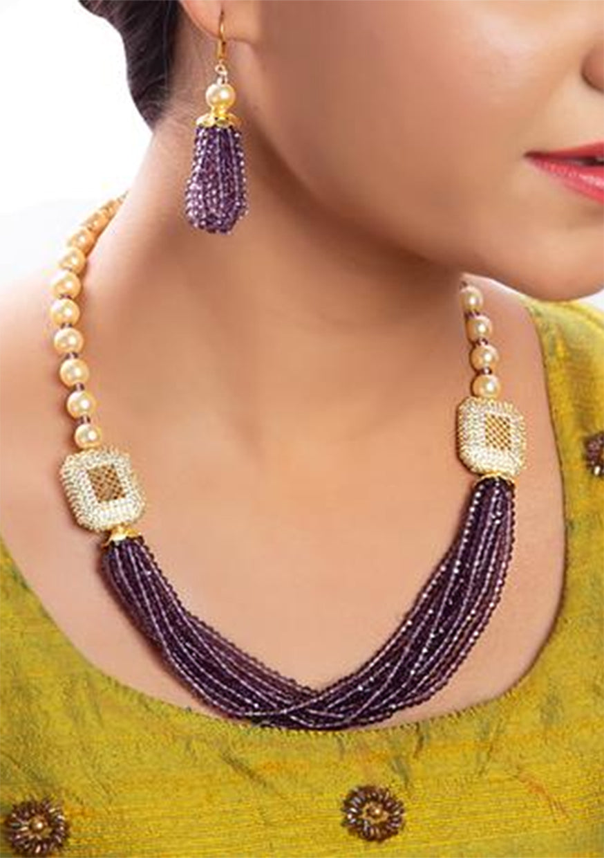 Kanthi Necklace - Artify Jewelry