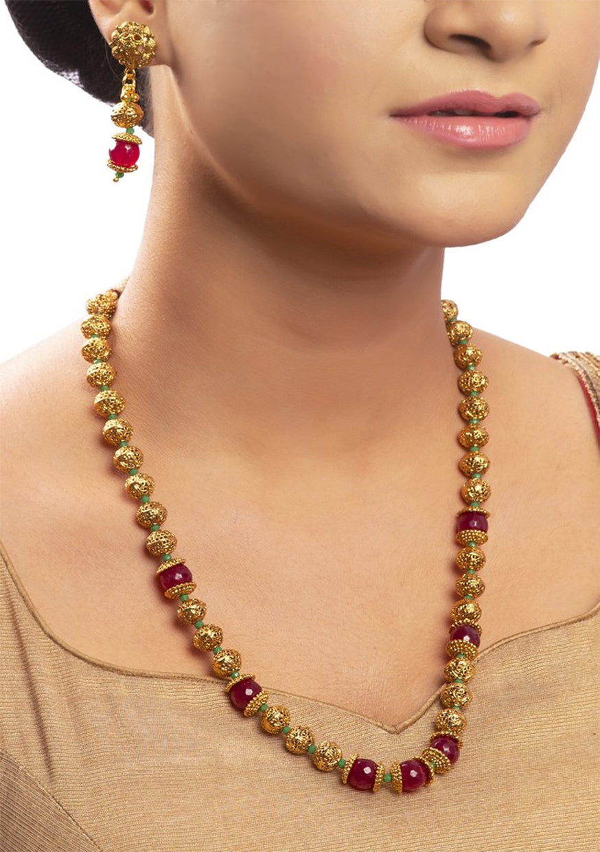 Chaaya Necklace - Artify Jewelry