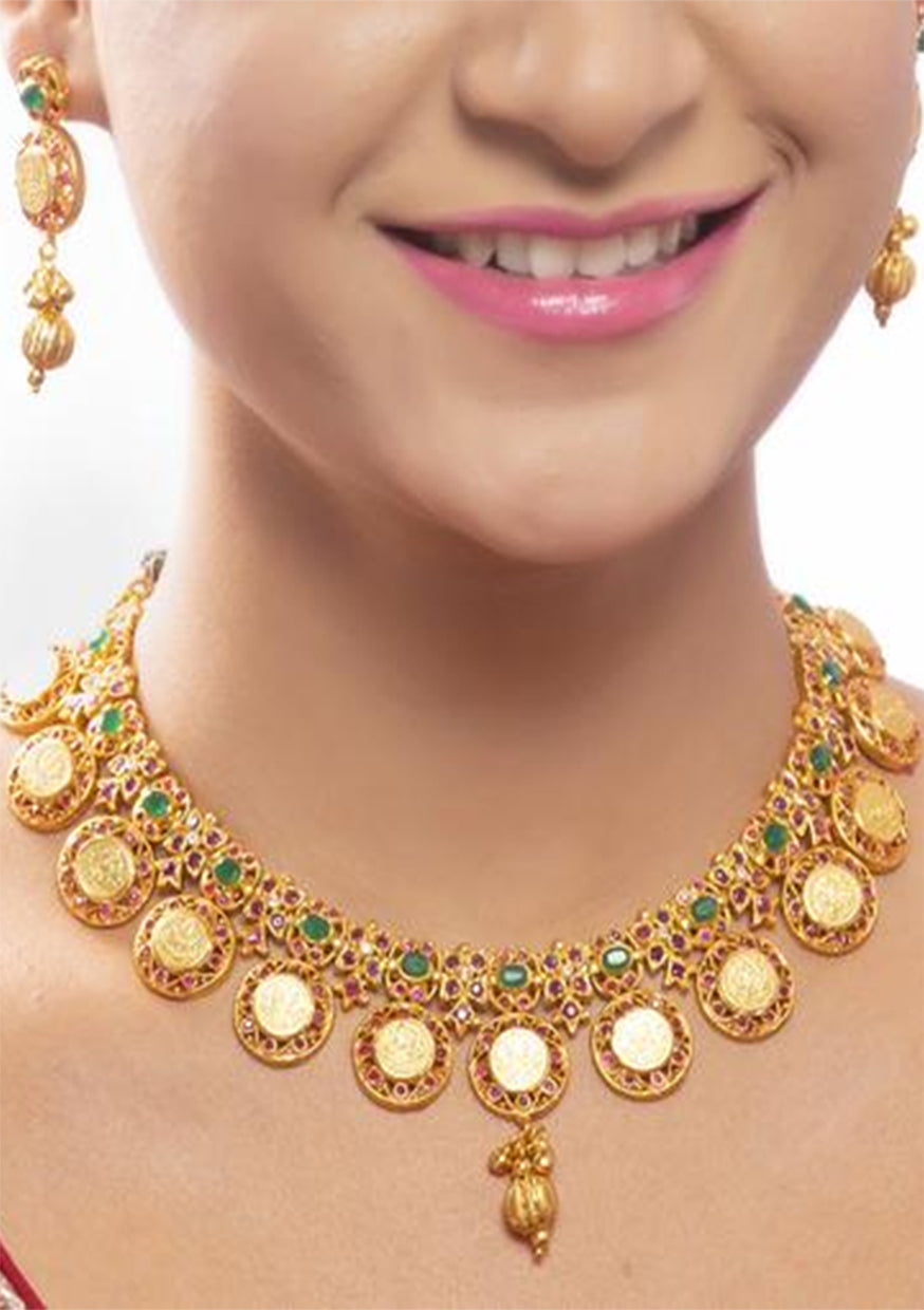 Meera Necklace - Artify Jewelry