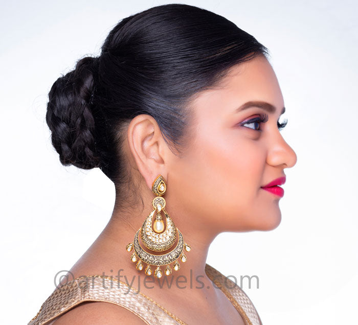 Rati Earrings - Artify Jewelry