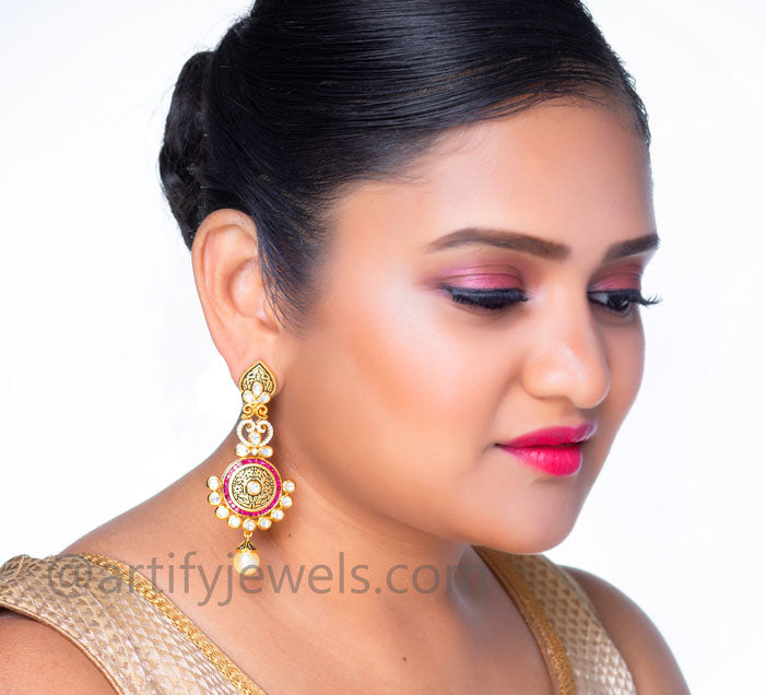 Nithya Earrings - Artify Jewelry