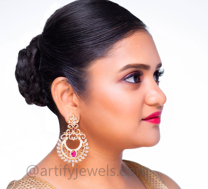 Neetu Earrings - Artify Jewelry