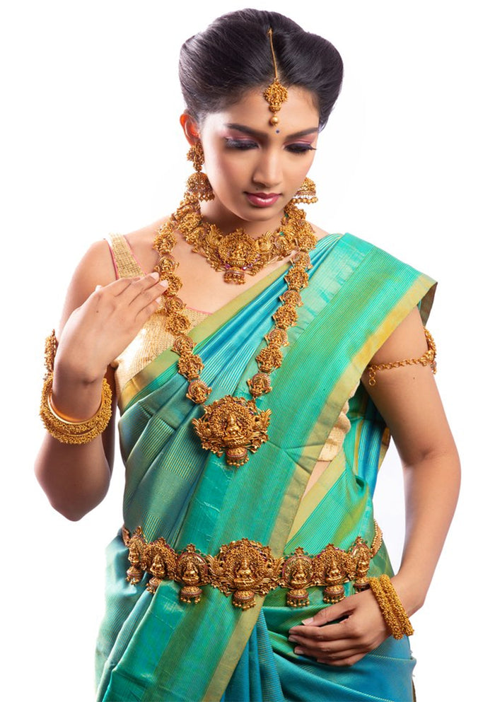 Laxmi Haar Bridal Set - Artify Jewelry
