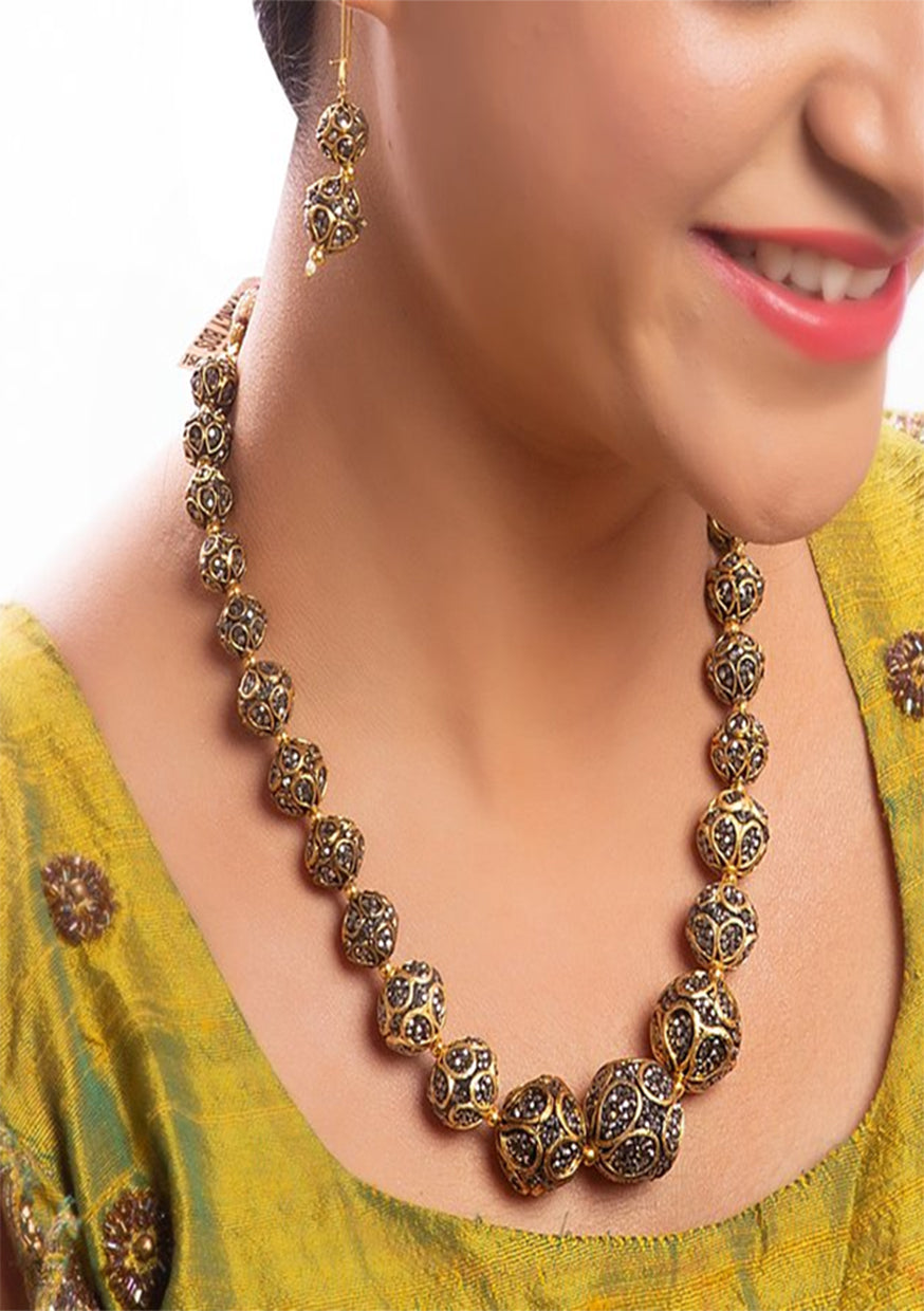 Tannu Necklace - Artify Jewelry