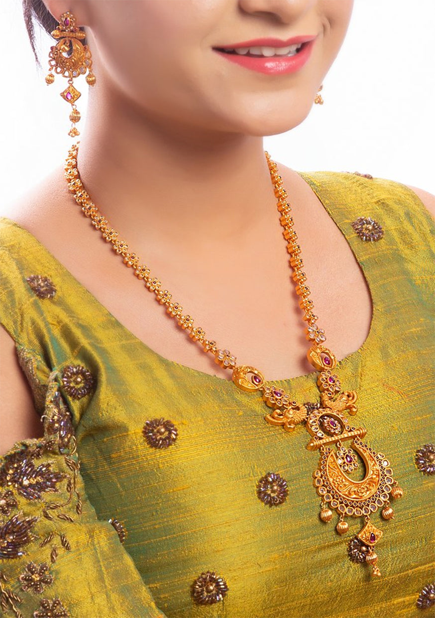 Urvashi Necklace - Artify Jewelry