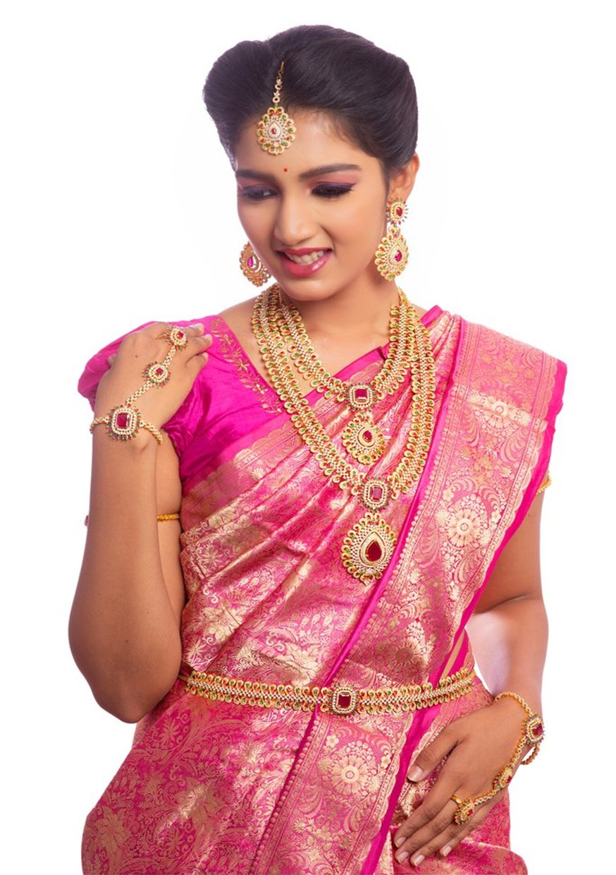 Rani Bridal Set - Artify Jewelry