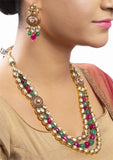 Raveena Necklace - Artify Jewelry