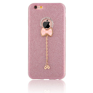 Crystal Phone Cases For iPhone Models