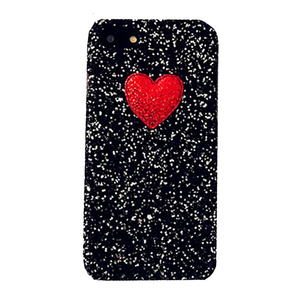 Stylish Heart Case for iPhone