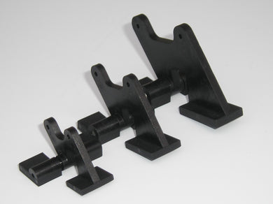 JMP Molded Offset Gear Door Hinges