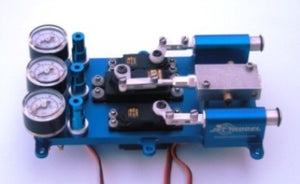 JMP Pneumatic Control Unit-PCU