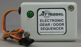 JMP Gear/Door Sequencer