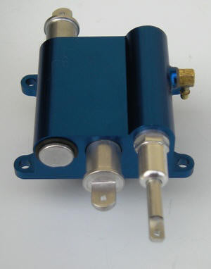 JMP Brake Valve Plus Retract Valve and Door Valve