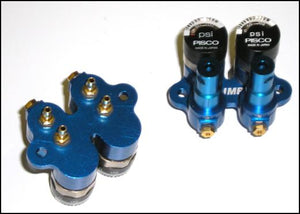 JMP 2 Circuit Fill Valve Panels