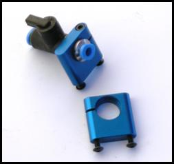 JMP Shut Off Valve & Machined Mount