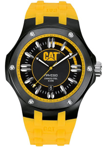 Caterpillar Mens Navigo Date Analog Watch