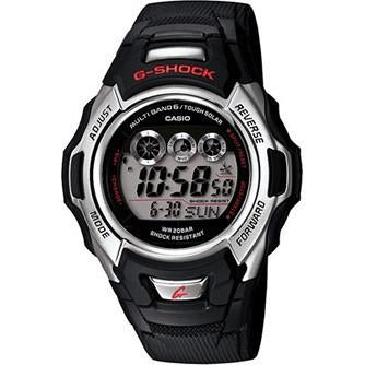 Casio Men's G-Shock Resin Solar Sport Watch