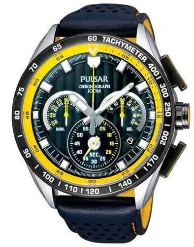 Pulsar Mens Chronograph Watch
