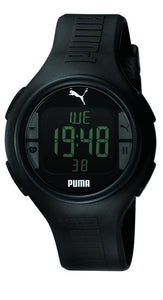 PUMA Mens Pulse Digital Watch and Heart Rate Monitor Set