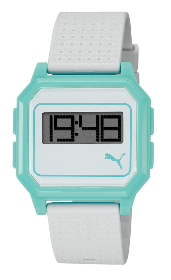 PUMA Mens Flat Screen Digital Watch