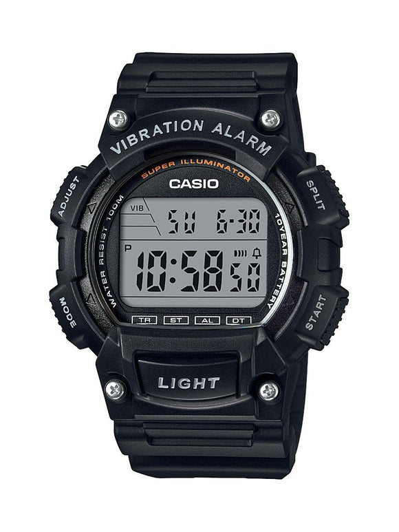Casio Men's W736H-1AV Digital Sport Watch