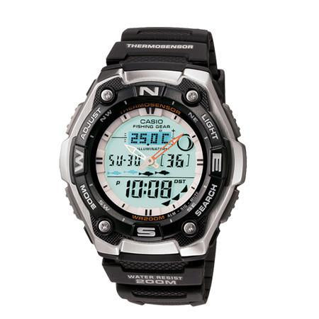 Casio Mens Active Dial Multi-Task Gear Sport Watch
