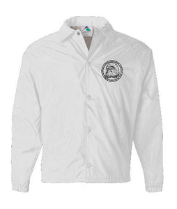 APMG Eagle Coach Jacket-White