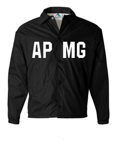 APMG Coach Jacket-Black