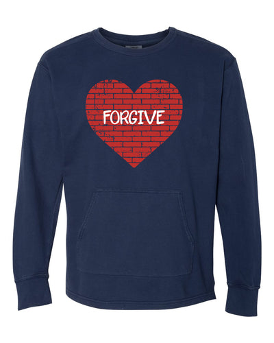 Forgive Long-Sleeve Crewneck