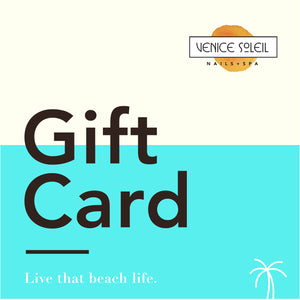 Venice Soleil Gift Card