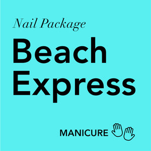 Beach Express: Manicure