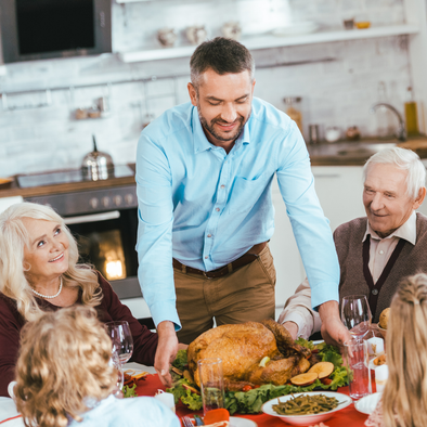 6 Heart-Healthy Thanksgiving Traditions For All Ages