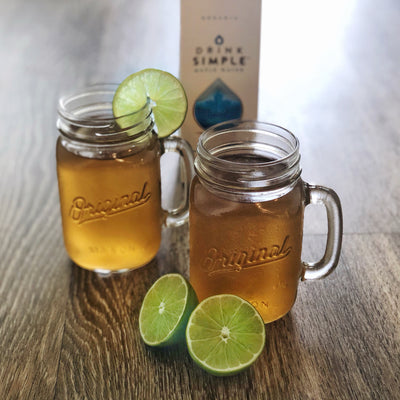 Cold Brew Prebiotic Dandelion Iced Tea