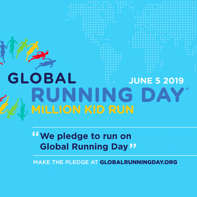 10 Ways To Celebrate Global Running Day