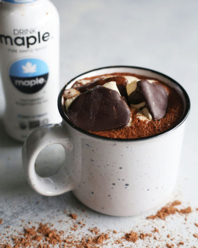 Maple Water Recovery Hot Chocolate