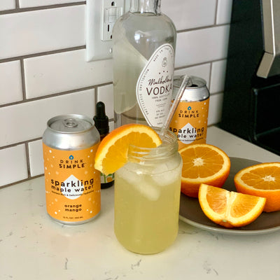 Orange Dreamsicle Cocktail Recipe