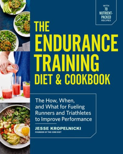 Q&A with Triathlete & Cookbook Author Jesse Kropelnicki